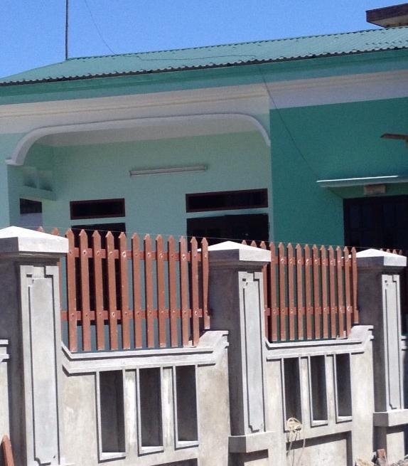 Hàng rào trang trí Đông Hưng Thái Bình