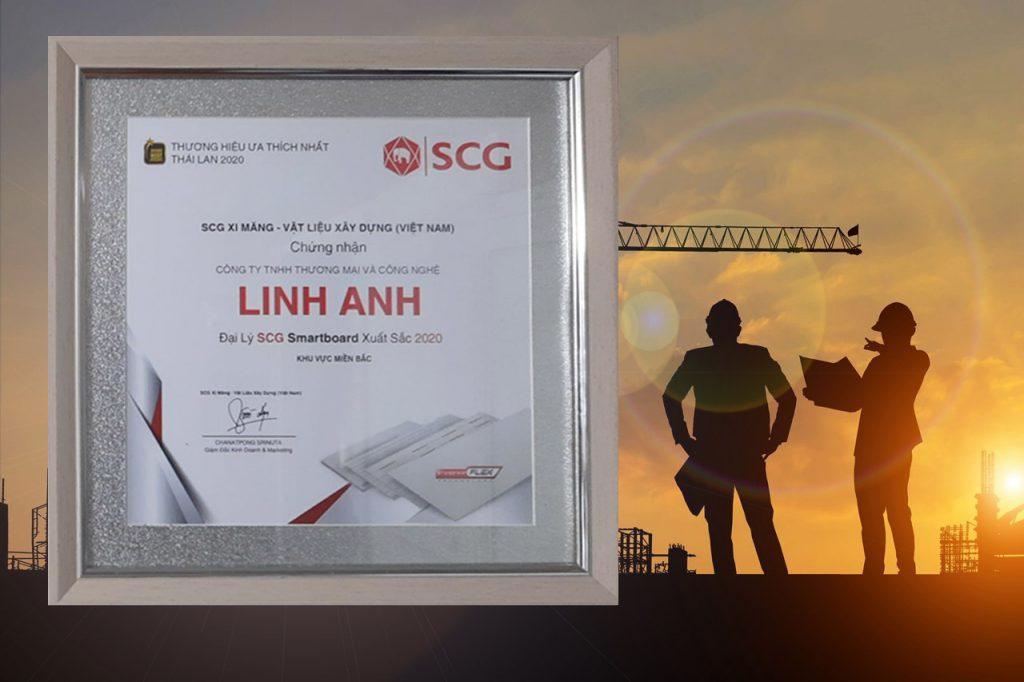 scg certification2020